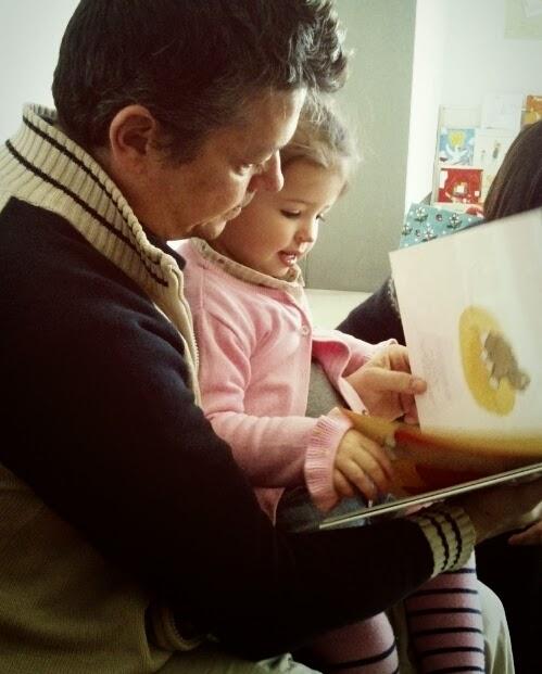Por qué leer a los niños
